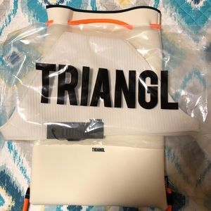 triangl Bathing suit bottoms